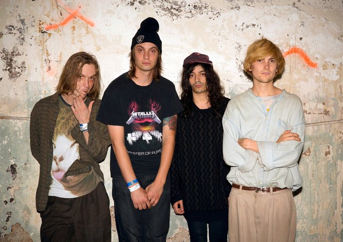 An interview with Zachary Cole Smith and Brooklyn band DIIV