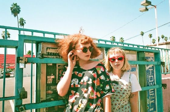 Girlpool - Plants And Worms