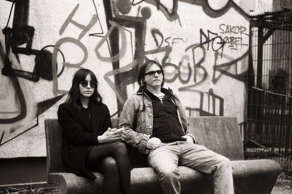 Tess Parks and Anton Newcombe live from The Ruby Lounge, Manchester