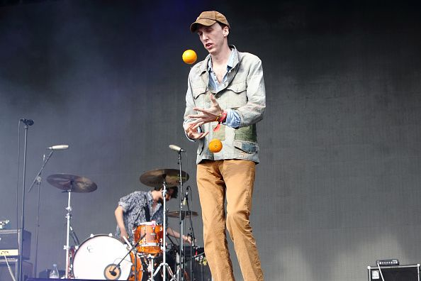 """Bradford Cox starts dialogue with heckler accusing him """"cultural appropriation"""" during Deerhunter show"""