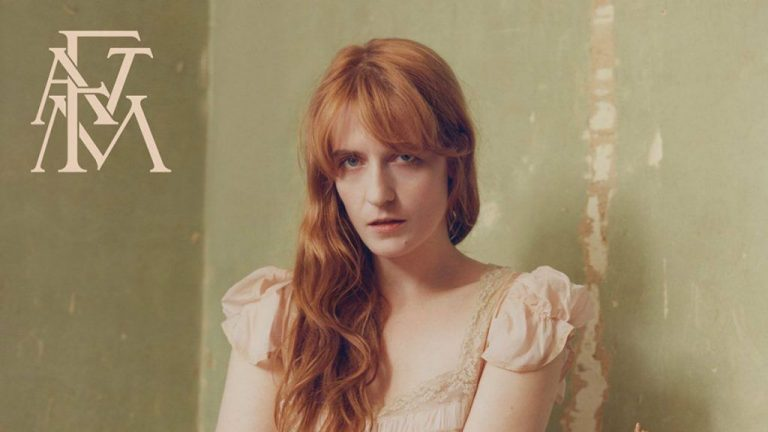 Listen to Florence and The Machine perform 'Light Of Love' from self-isolation