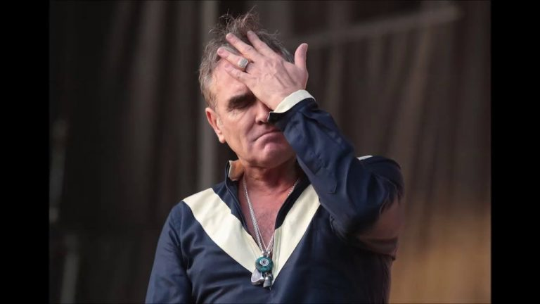 "Morrissey on Nigel Farage: ""It's obvious that he would make a good prime minister"""
