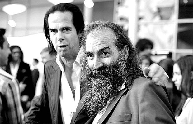 Nick Cave and Warren Ellis announce orchestral shows