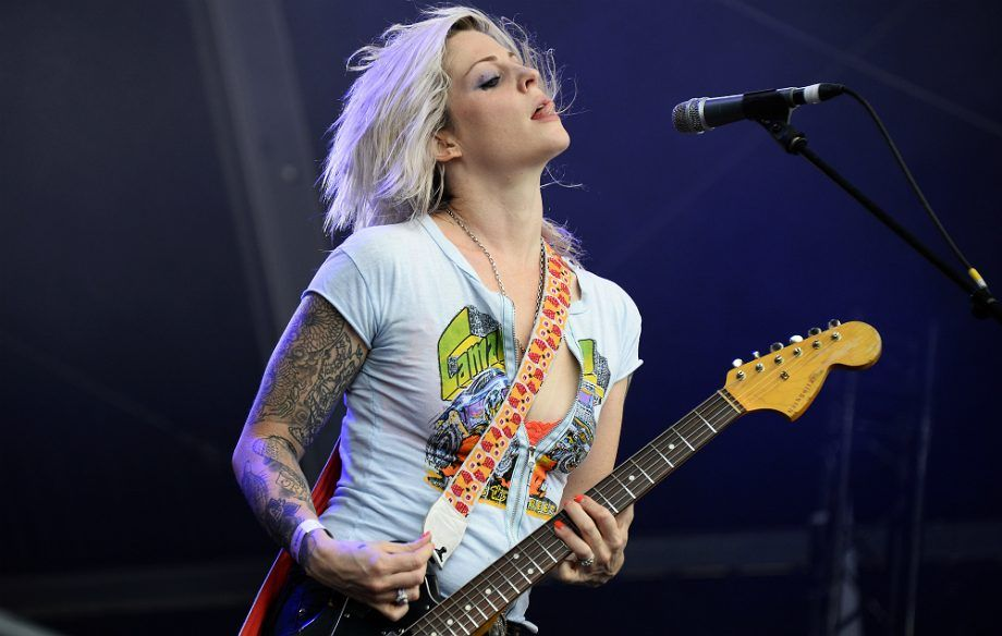 The Distillers roll back the years with blistering performance