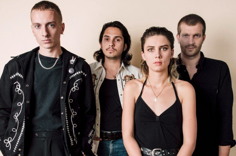 Wolf Alice will be returning to Worthy Farm in September to headline Glastonbury's 'Pilton Party' event.