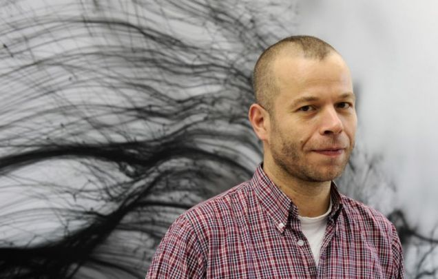 Photographer Wolfgang Tillmans prepares to open Tate Modern exhibition