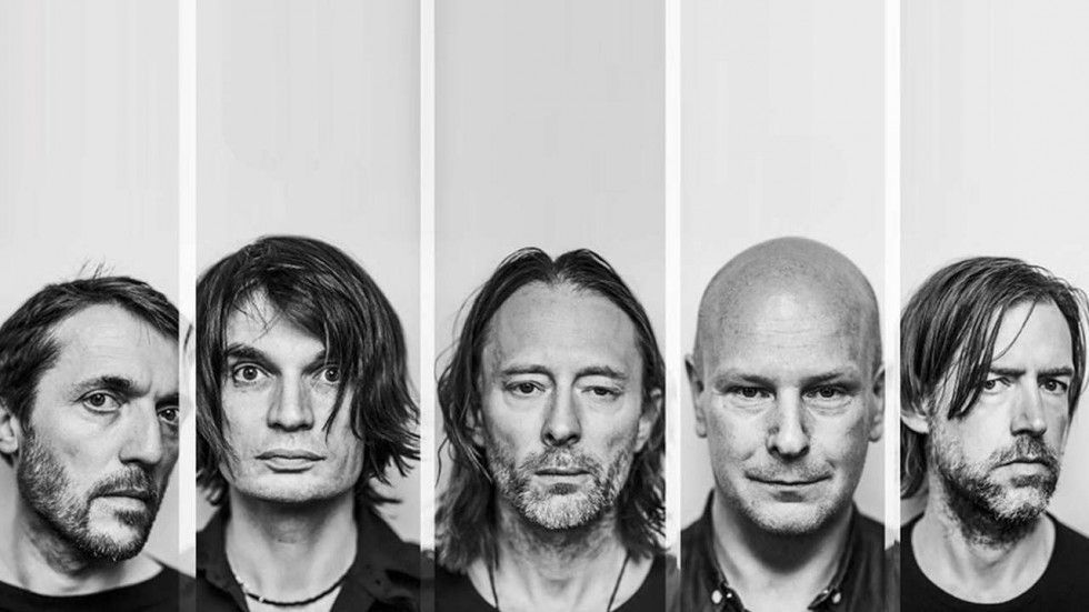 18 hours of Radiohead's 'OK Computer' sessions leaked online