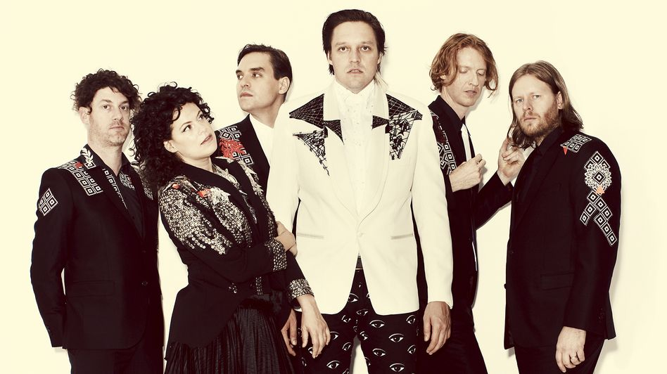 Arcade Fire add new song 'Baby Mine' to Dumbo film