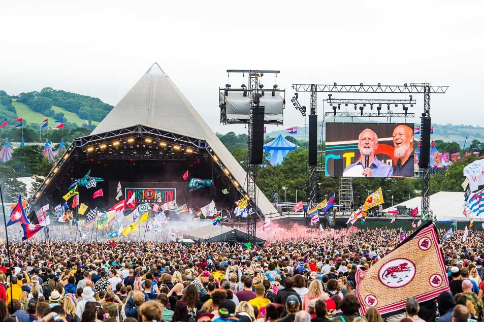 Glastonbury Festival postponed due to coronavirus pandemic