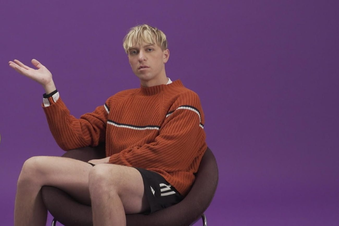 The Drums frontman Jonny Pierce releases 14-minute meditation song 'Take Yer Meds'
