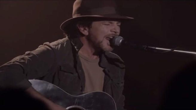 Pearl Jam's Eddie Vedder cover's 'A Star Is Born' song 'Maybe It's Time'