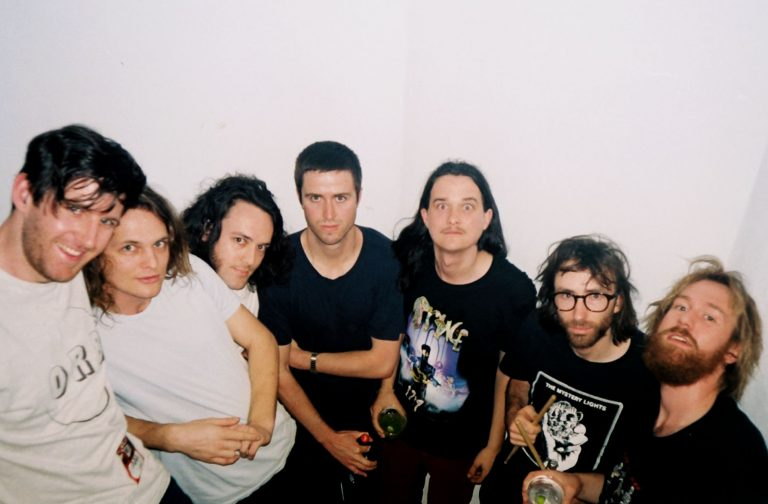 King Gizzard & The Lizard Wizard share new song 'Self-Immolate'