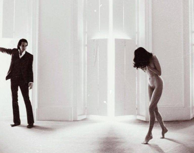 The perfect story behind Nick Cave's naked album cover starring his wife Susie Bick