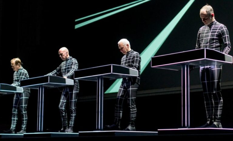 Watch footage of one of the first-ever Kraftwerk shows, 1970