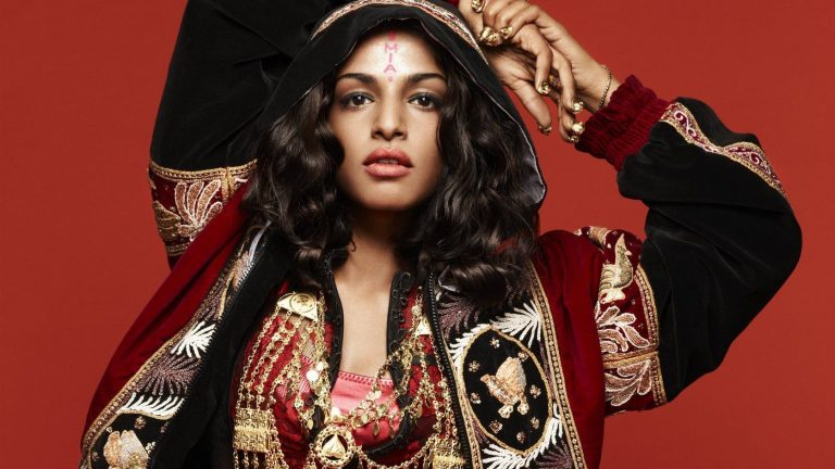 "M.I.A. awarded MBE: ""I'm honoured to have this honour"""