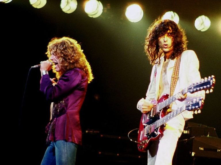 Hear this rare 1970 version of Led Zeppelin's 'No Quarter'
