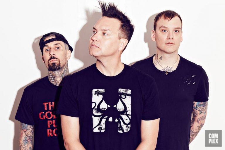 Blink 182 confirm 'Enema Of The State' 20th-anniversary show
