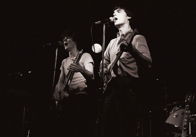 Watch rare footage of Talking Heads performing live in 1980