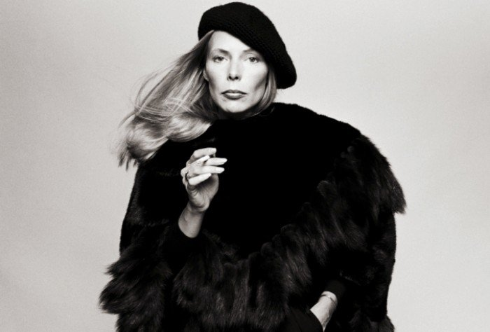 New Joni Mitchell Photography book is announced