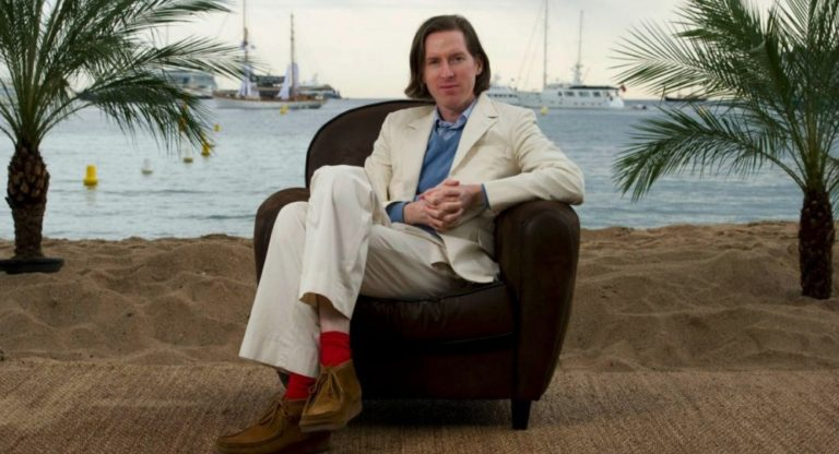 Wes Anderson is releasing a wallpaper collection