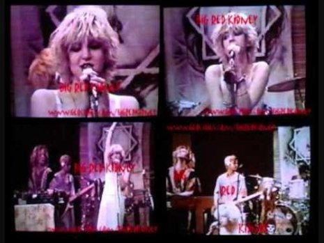 Watch rare footage of a pre-fame Courtney Love fronting Faith No More in 1984