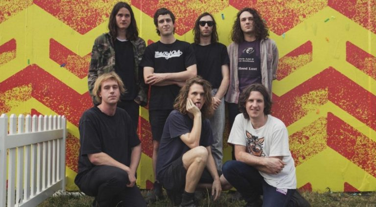 King Gizzard & the Lizard Wizard have shared their new song 'Planet B' and the accompanying video.