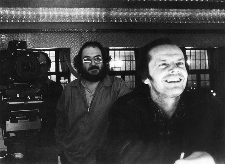 Rare behind the scenes footage for Stanley Kubrick masterpiece 'The Shining'