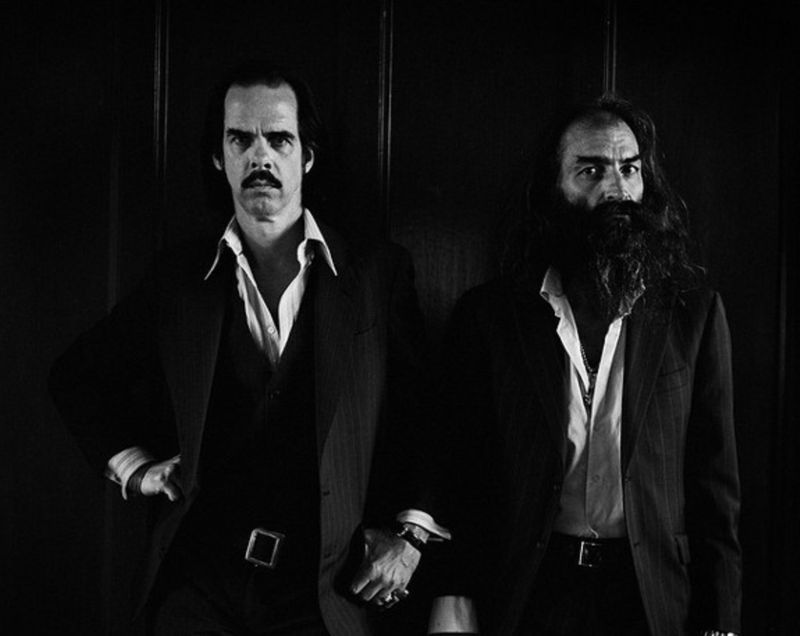 Nick Cave opens up about his _calm, joyful and reckless_ friendship with Bads Seeds bandmate Warren Ellis