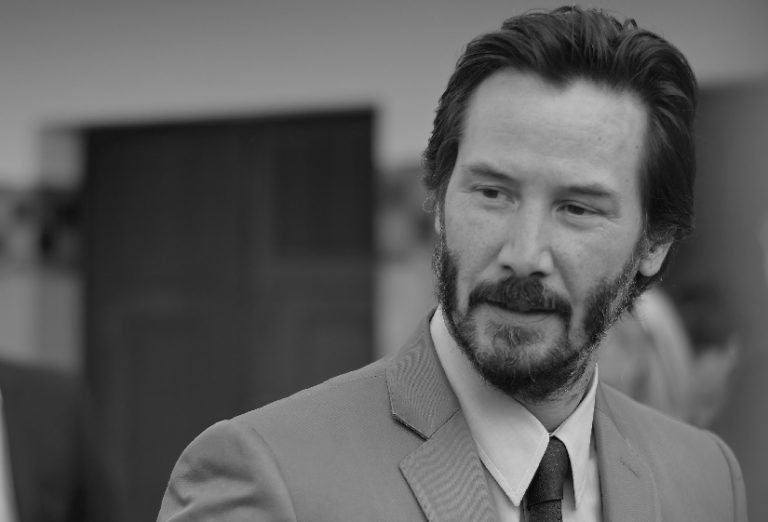 Prior to the major fame he achieved with the lead role in The Matrix, actor Keanu Reeves played bass in an alternative rock band called Dogstar.
