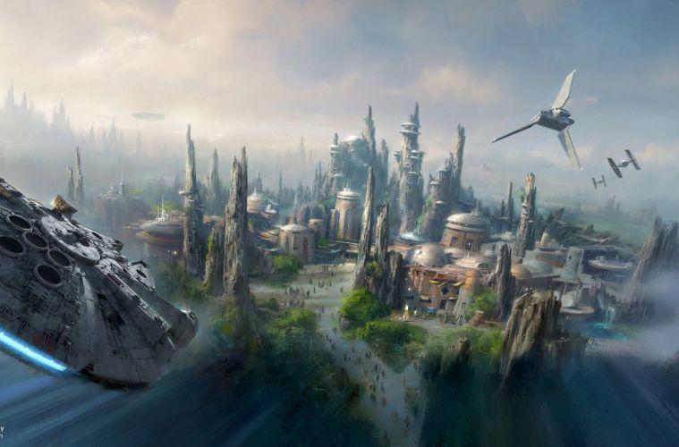 Disneyland's new 'Star Wars' ride is rumoured to be 28-minutes long