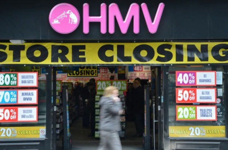 HMV could be saved after administrators confirm buyout offers