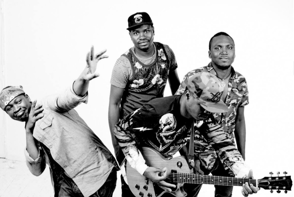 Songhoy Blues, Kendal Brewery Arts Centre