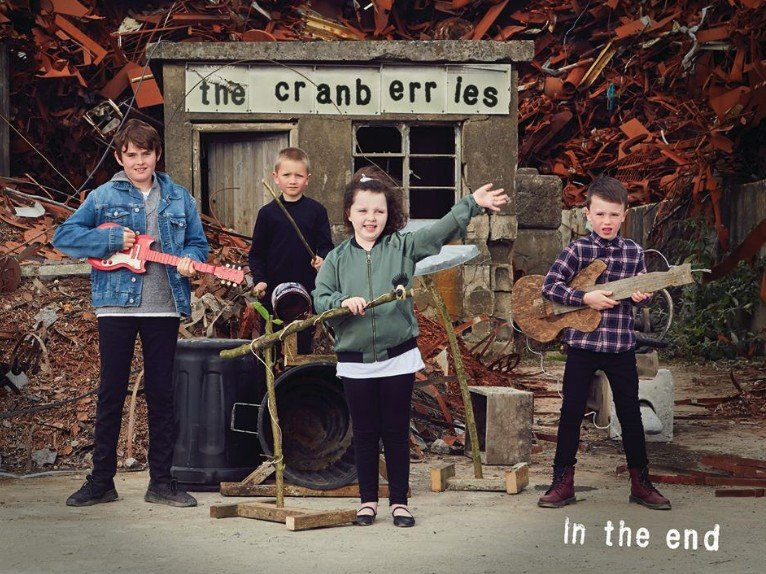 The Cranberries share first single from final album 'All Over Now'