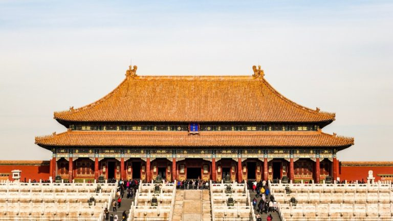 Beijing's Forbidden City will open to the public for the first time