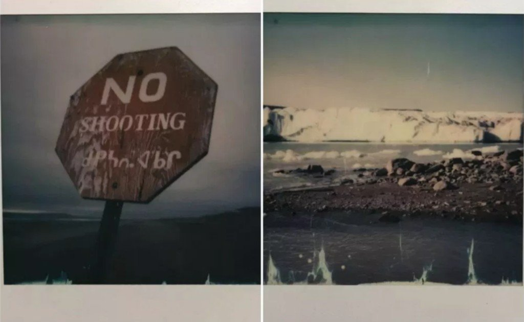 Canadian Adventure - Polaroid pictures from a summer in the Arctic