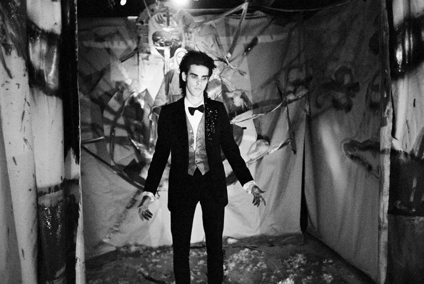 Incredible post-punk era photography including Nick Cave, Joey Ramone and more