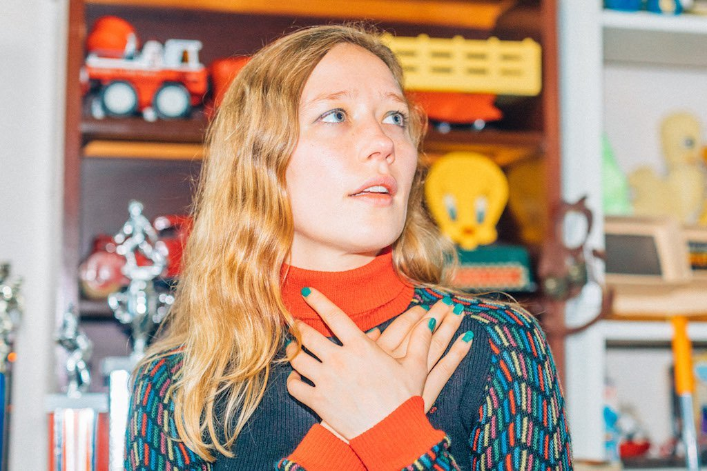 Julia Jacklin album Crushing review