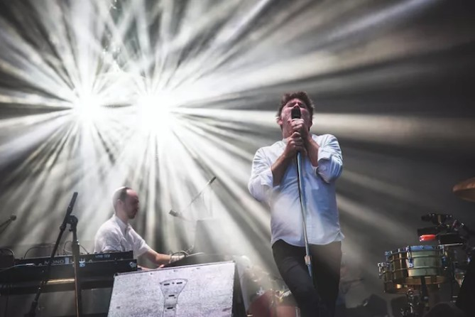 LCD Soundsystem release new live album 'Electric Lady Sessions'