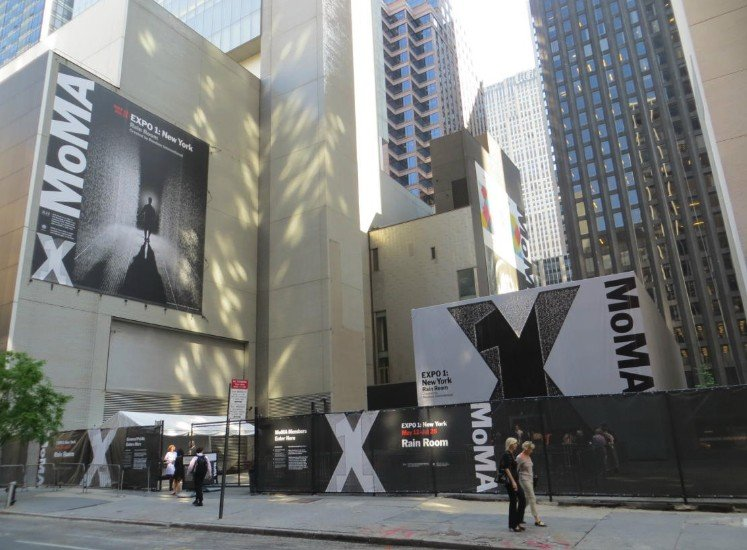 New York's MoMA is closing in a bid to 'redesign the museum experience'