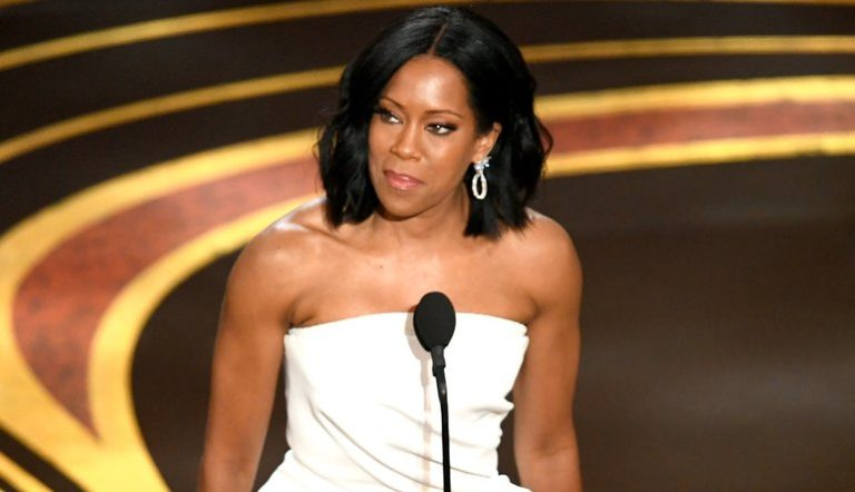 Oscar 2019: Regina King wins for best supporting actress for 'If Beale Street Could Talk'