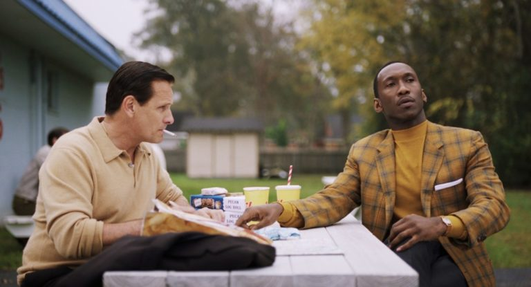 Oscars 2019: Mahershala Ali wins best supporting actor for 'Green Book'