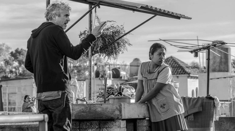 'Roma' director Alfonso Cuarón calls for major changes to Oscars system