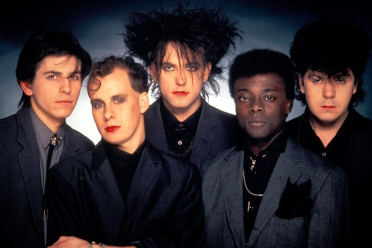 The Cure drummer Andy Anderson has died, aged 68