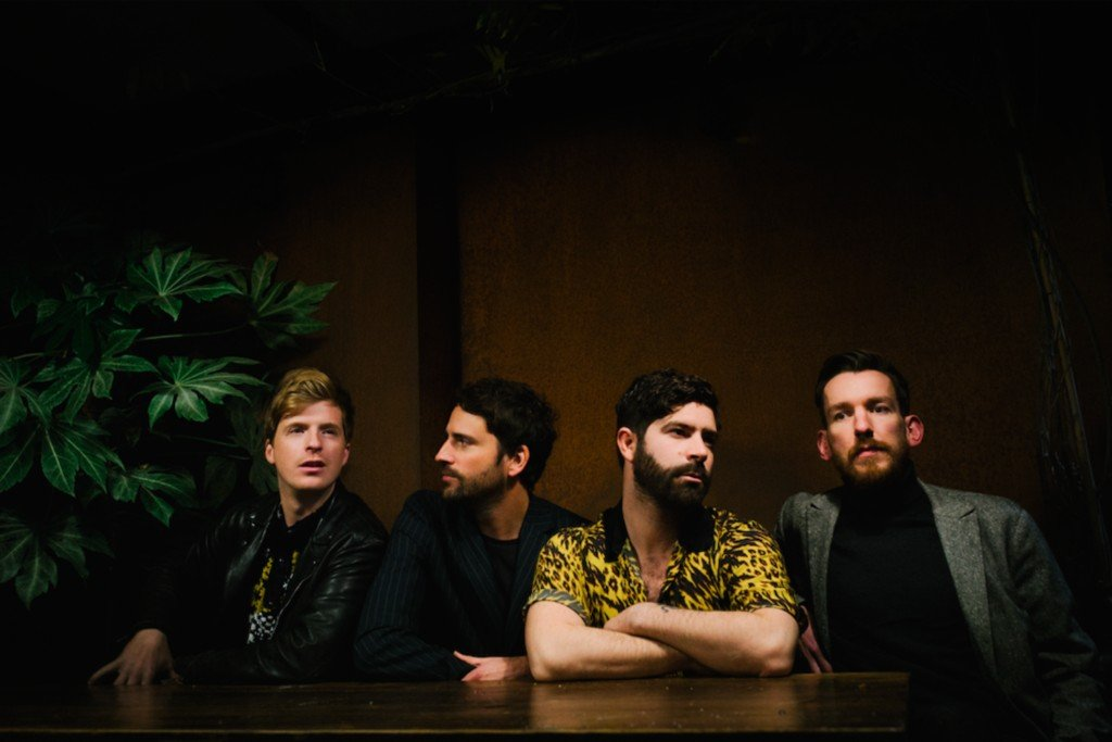 Foals share new track 'Sunday' ahead of their upcoming album