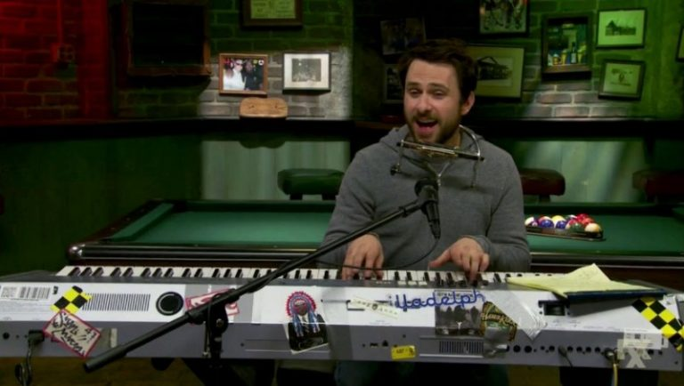 'It's Always Sunny In Philadelphia''s Charlie Day writes a song for Mick Jagger