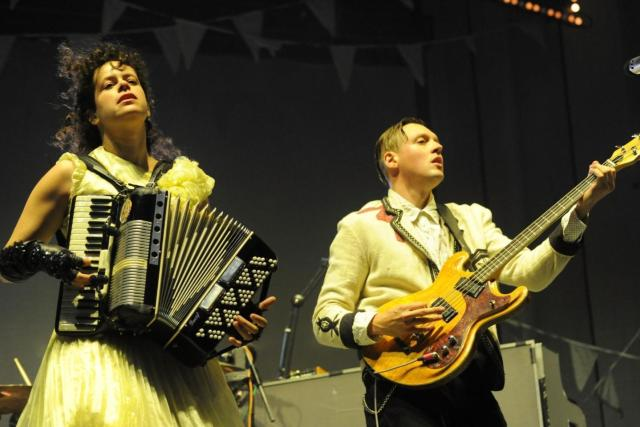 Arcade Fire have given us a preview of their 'Dumbo' cover of 'Baby's Mine'
