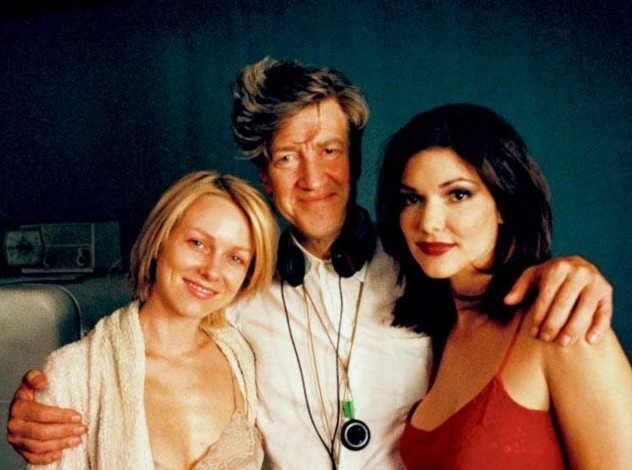Behind-the-scenes photos of David Lynch masterpiece 'Mulholland Drive'