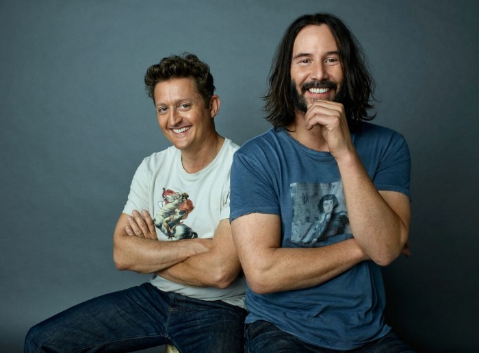 'Bill and Ted 3' release date announced by Keanu Reeves