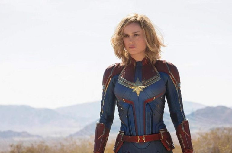 Film Review - 'Captain Marvel' almost has something for everyone