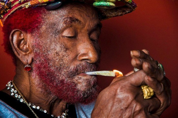 Lee 'Scratch' Perry asks his fans to stop buying him weed